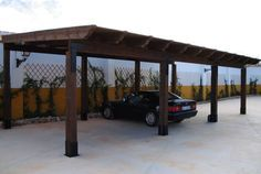 The upscale style of the Vitoria™ 5000 carport makes it a versatile all-around…
