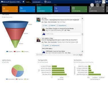 Microsoft announce Autumn release of Microsoft Dynamics CRM. Read more here http://www.pythagoras.co.uk/why-pythagoras/blog/announcing-microsoft-dynamics-crm-2013.aspx