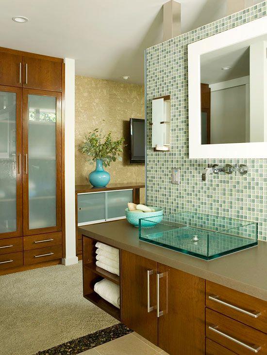 36 best images about make a splash on pinterest ceramic for Bathroom upgrades