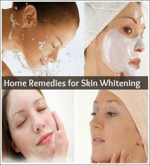 Home Remedies for Skin Whitening | Medi Tricks