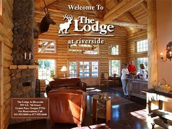 The Lodge at Riverside (Grants Pass, United States of America) | Expedia