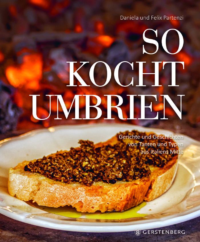 """Heute ist der Welttag des Buches! Gewinnt 2 Exemplare von """"So kocht Umbrien""""!"""
