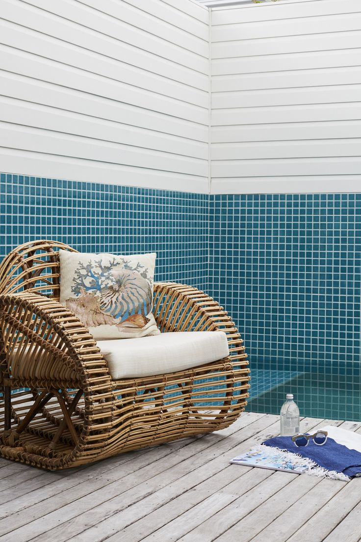 The Manhattan Arm Chair from Byron Bay Hanging Chairs