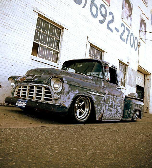 73 Best 1955-59 Chevy Trucks Images On Pinterest