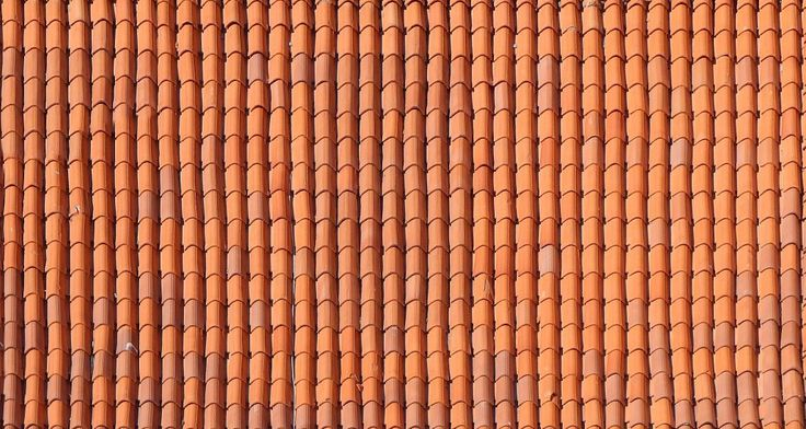 tiles roof red 2