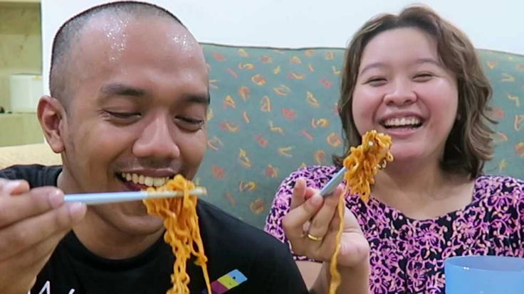 SAMYANG Challenge (SPICY NOODLE CHALLENGE) Indonesia  - FAILED