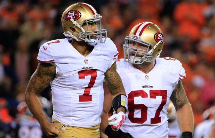 Colin Kaepernick 10/19/14 49ers vs Broncos