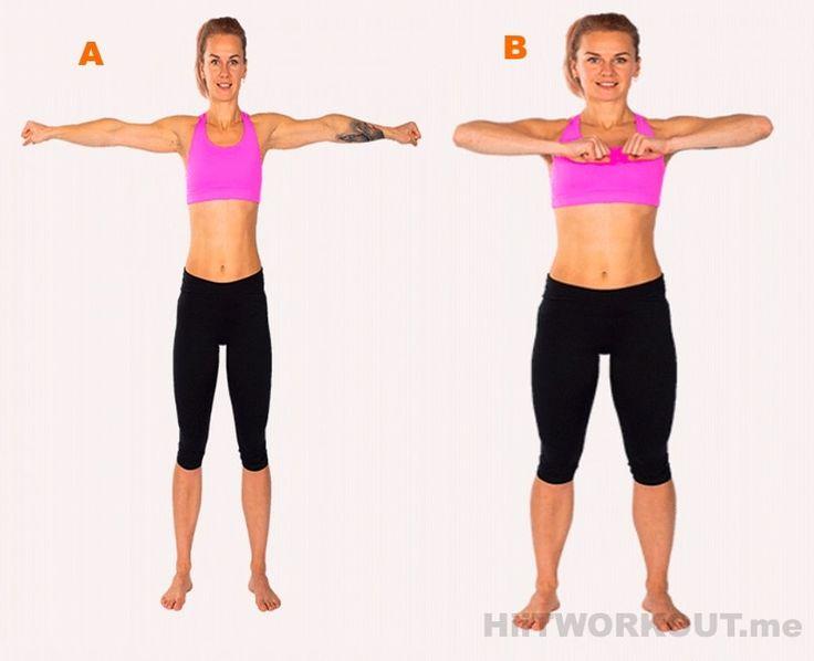 Быстро Похудеть Руки Вверху. Эффективные упражнения для похудения рук и плеч