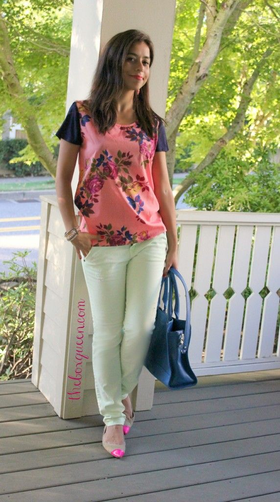 Stitch Fix September 2014 Review | The Box Queen #stitchfix