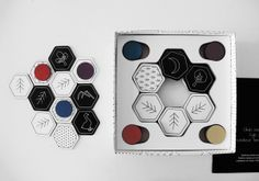 Board game on Behance