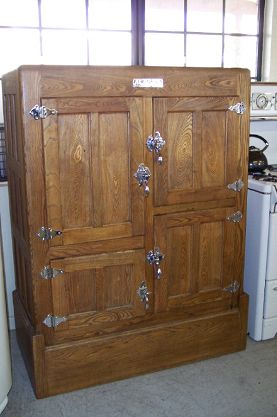 17 Best Images About Vintage Refrigerator And Vintage Style Refrigerator On Pinterest