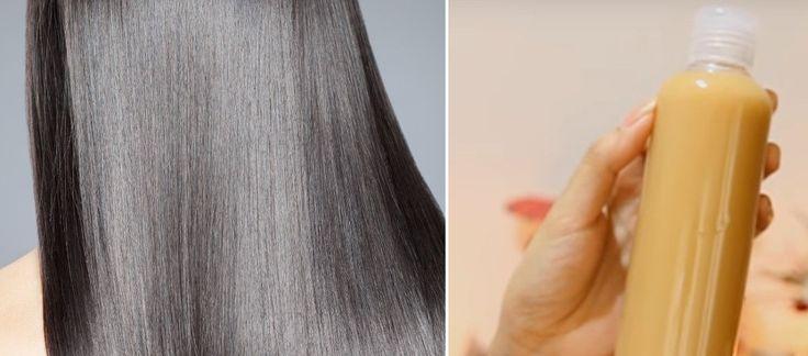 szampon na lśniące i zdrowe włosy