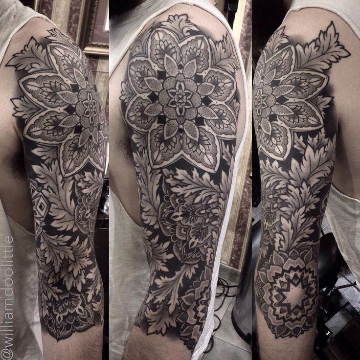 William Doolittle Studio City Tattoo ⋄ CA williamdoolittle@hotmail.com dotwork tattoo