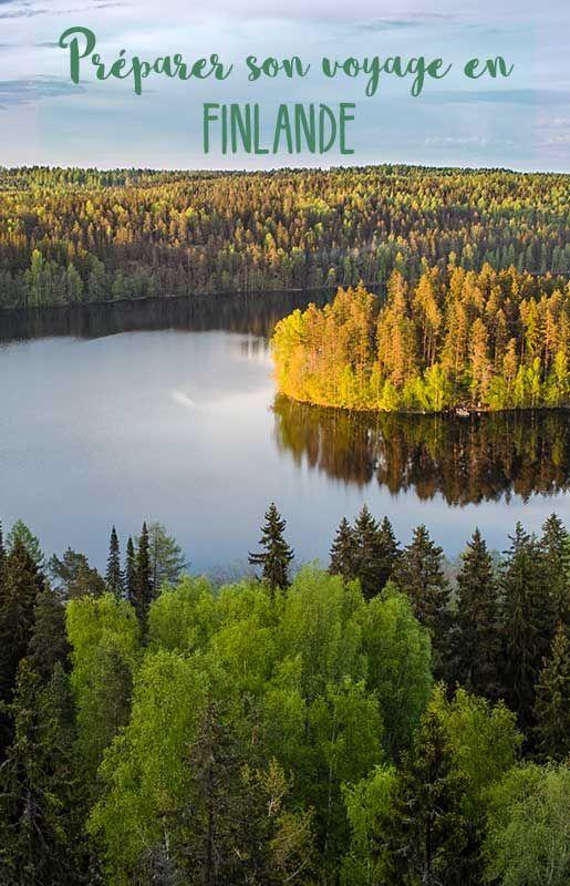 Retrouve toutes les infos utiles pour bien préparer ton voyage en Finlande !