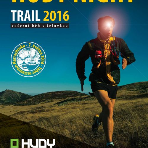 HUDY Night Trail Tábor