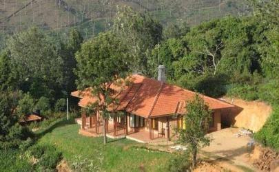 Cheddar House at Acres Wild, Tamil Nadu, India