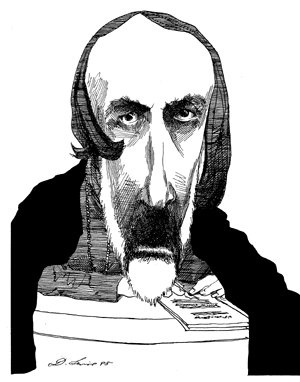 Giuseppe Mazzini - by D.Levine - NYRB