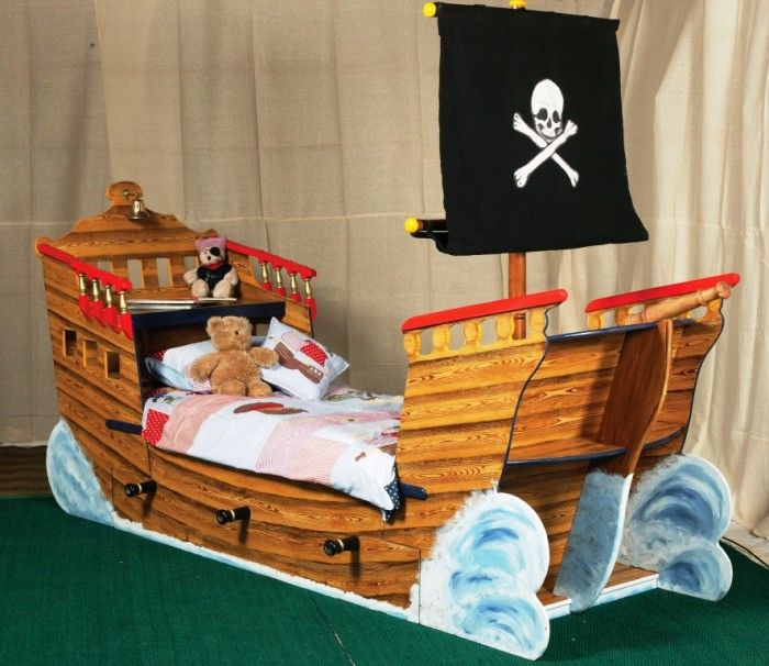 pirate ship bedroom wood pirate ship bed http rilane 12909