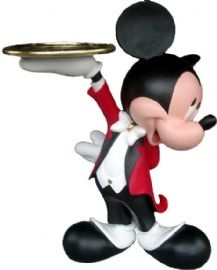 Mickey Mouse Waiter