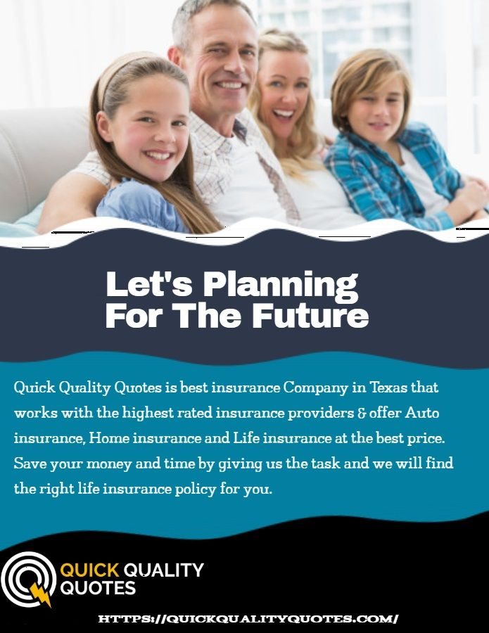Quick Quality Quotes Can Help Guide You Through A Variety Of Life Insurance Plans And Policy Op In 2020 Term Life Insurance Quotes Life Insurance Quotes Quality Quotes