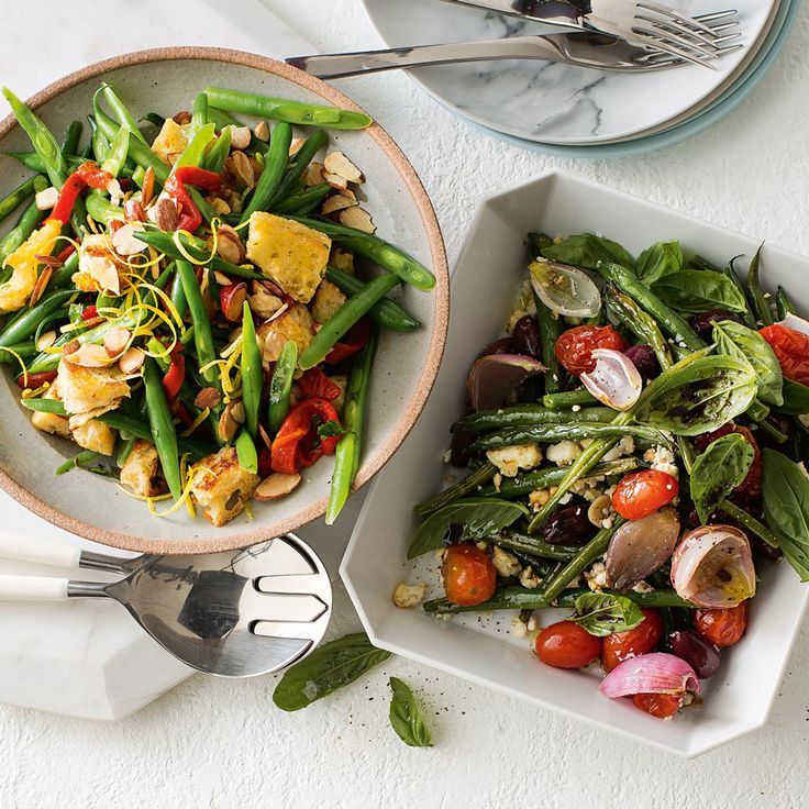 If you're after a yummy salad that's ready in no time, try this Bean & Capsicum Salad.