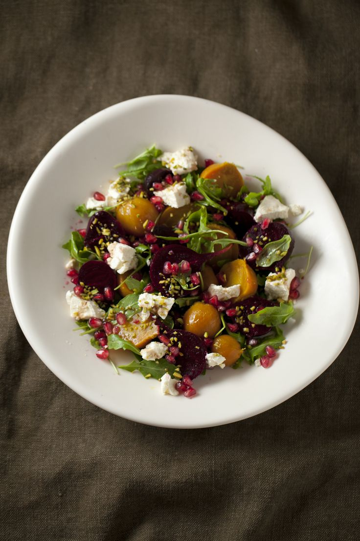 Beetroot Salad With Pomegranate   Pistachio : The Healthy Chef – Teresa Cutter