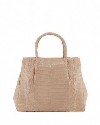 076e8353f785 Nancy Gonzalez Medium Crocodile Carryall Tote Bag  Designerhandbags ...