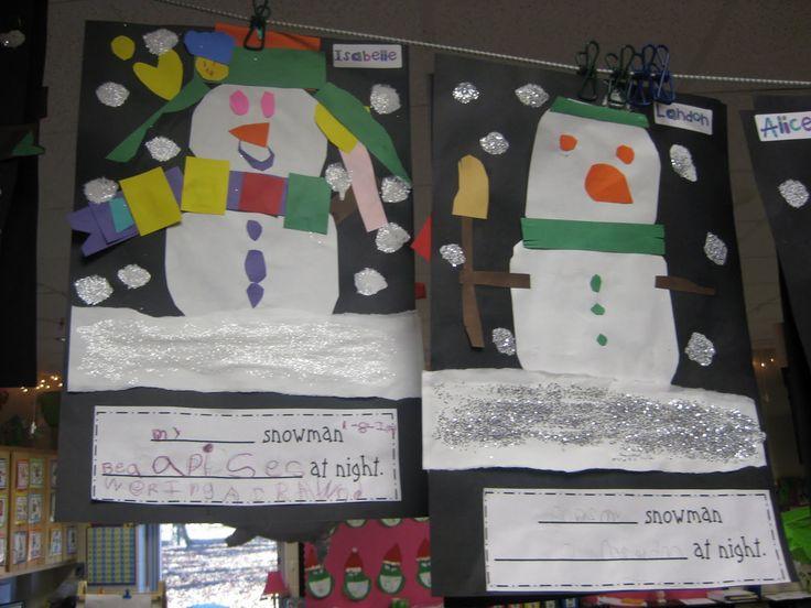 snowman+at+night+1.jpg (1600×1200)