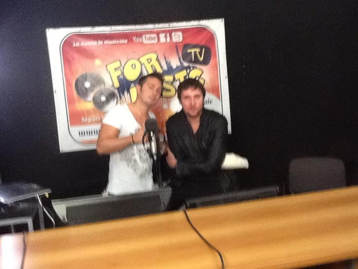 Gianluca Lamberti intervista il Cile su www.formusic.tv