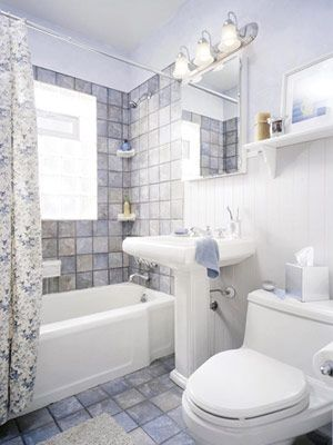 Luna's bathroom Small white bathrooms - Bing Images
