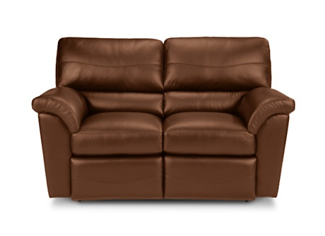 Cantina Lazy Boy Leather Loveseat Recliner Oma Opa Decor Pinterest Leather Loveseat