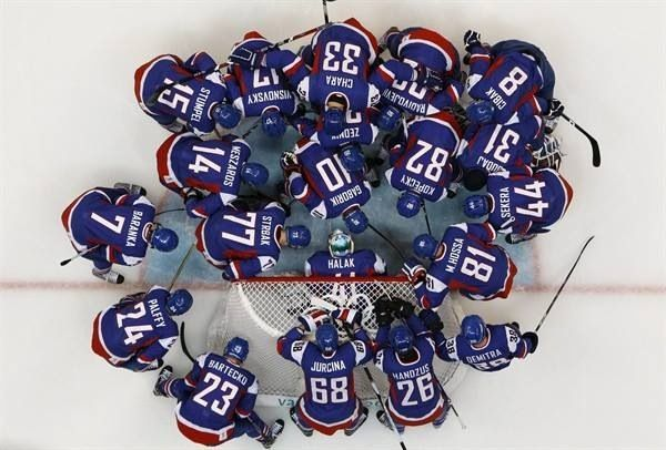 Team Slovakia Winter Olympic Games 2010 Vancouver
