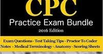 http://ift.tt/2pQCvvU ==>cpc practice exam / cpc practice examcpc practice exam : http://ift.tt/2pfsDKe Don't delay! Get prepared for your CPC certification exam. This 150-question practice exam helps coders prepare for the AAPCs CPC exam and covers specific topics on which coders will be tested for their CPC credential. It has been revised for 2015 based on the newly updated and effective codes. The actual exam is in print format and must be taken within a five-hour time frame. Our practice…