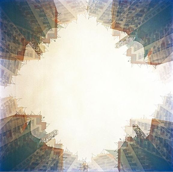 Multiple Exposures of a Multifaceted City - Lomography