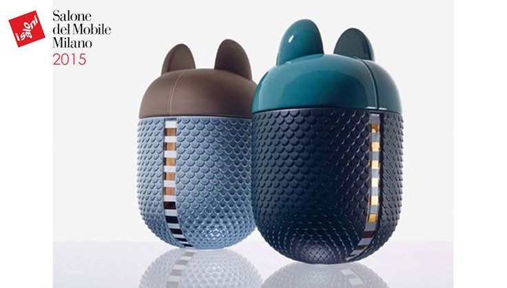 KHEPRI CONTAINER by BOSA available at Haute Living