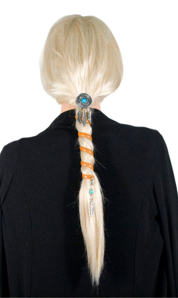 Dream Catcher Ponytail Wrap Set - 6 Inch Ponytail Holder – Hair Twisters