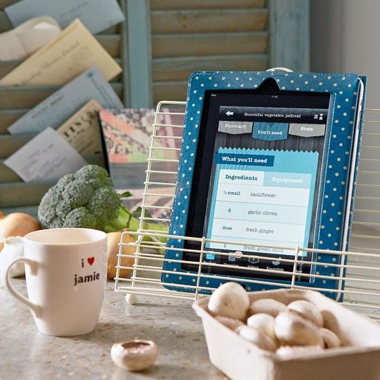 1000+ Images About IPad Kitchen Stands On Pinterest