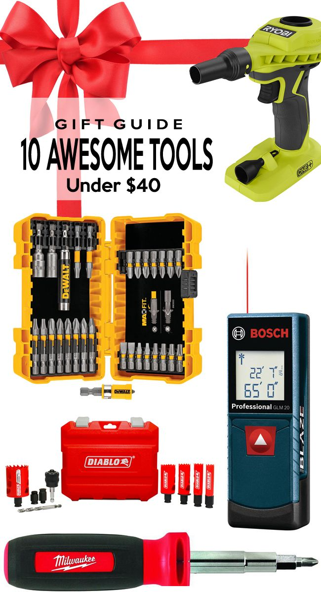Tool Gift Guide 10 Awesome Tools Under 40 Woodworking