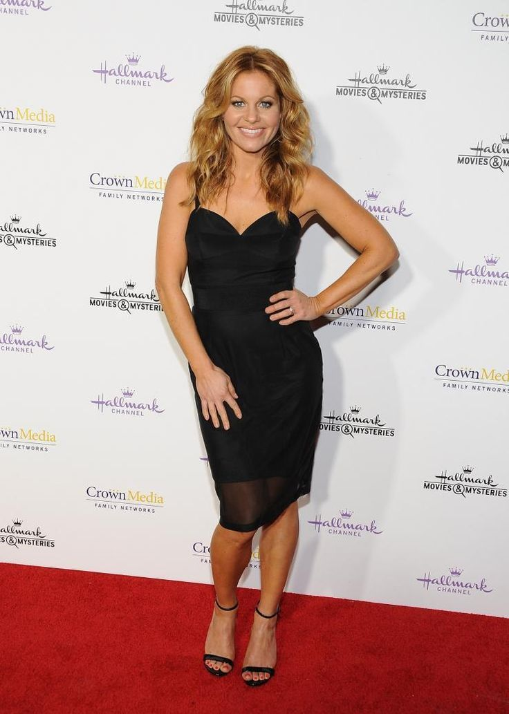 candace cameron bure | Did Candace Cameron Bure Leave 'The View' Season 19 Early To Avoid ...