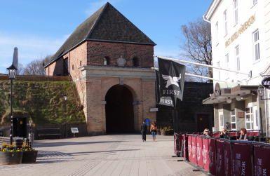 Norre port, Storgatan.