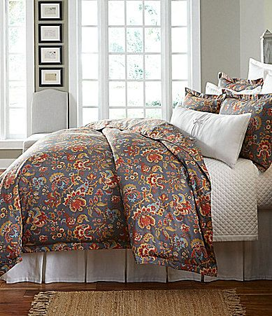 Southern Living Serafina Floral Bedding Collection