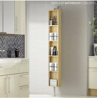 Pics Of Designer Tall Wall Mounted Rotating Mirrored Cabinet Main Image