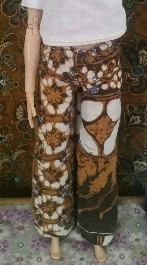 Check out this item in my Etsy shop https://www.etsy.com/au/listing/264082710/handmade-barbie-boho-pj-pants