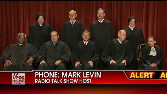 2012 MARK LEVIN REACTS TO REPORTS  CHIEF JUSTICE ROBERTS  SWITCHED HIS VOTE ON OBAMACARE. http://www.westernjournalism.com/mark-levin-slams-chief-justice-roberts/