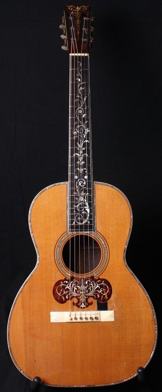 1902 Martin 00-42S/00-45 Prototype Natural | Reverb