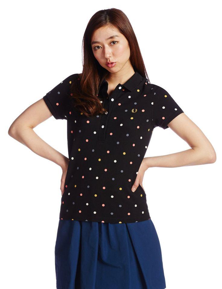 Amazon.co.jp: (フレッドペリー)FRED PERRY Multi Dot Print Shirt: 服&ファッション小物通販