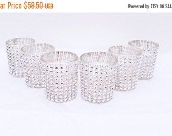 On Sale 25 votives votive candle holder by EverydayDesignEvents