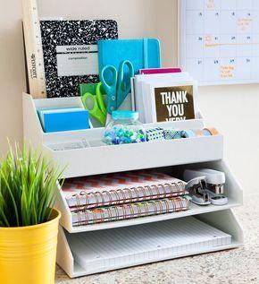 ER Organización de espacios organización de escritorio