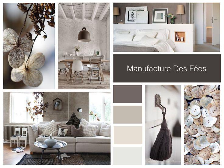 40 best planche du0027ambiance images on Pinterest Planks, Color - amenagement interieur d en ligne gratuit