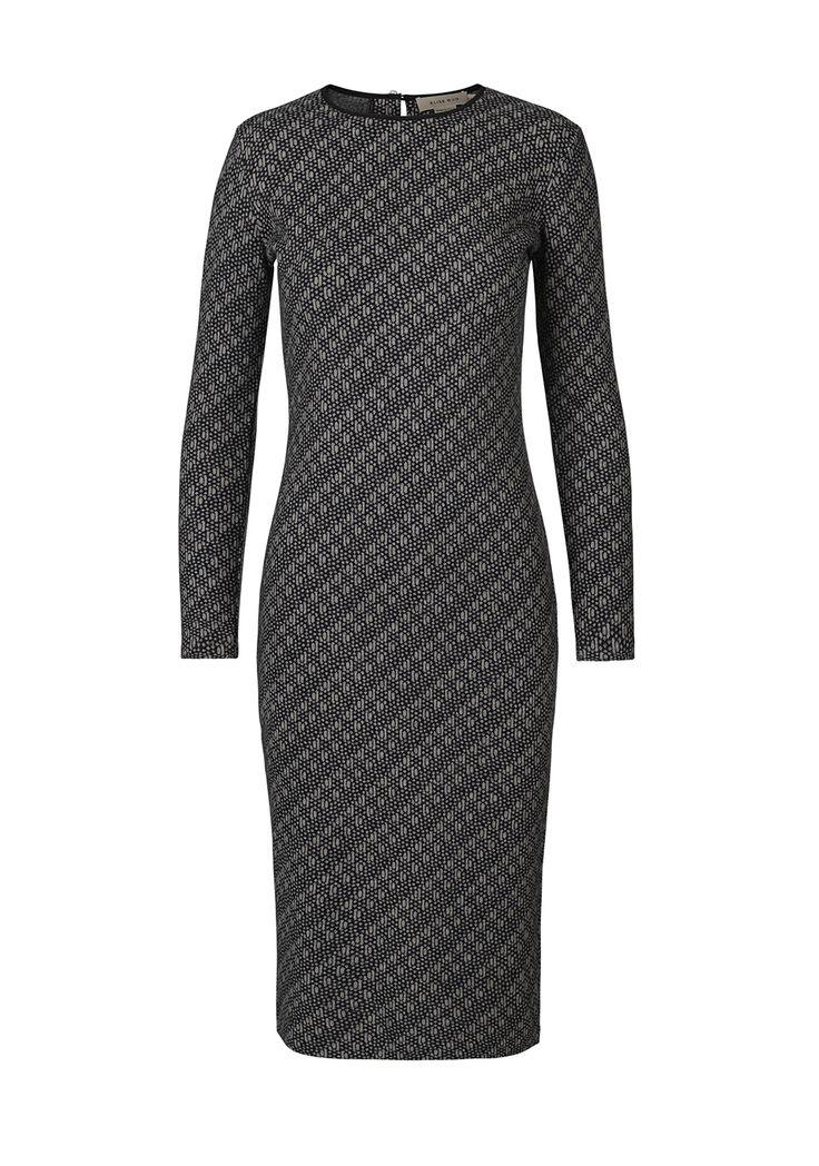 Dress 9183-Teo Dress ELISE GUG FW15